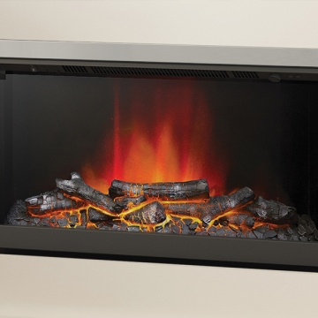 Be Modern Hansford Electric Fireplace Suite Flames Co Uk